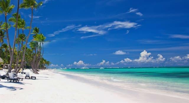 Geographie Wissensfrage: Was ist die Hauptstadt der Dominikanischen Republik?