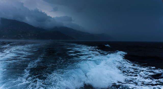 Geographie Wissensfrage: Wie heißt ein Ozean, der den Kontinent Antarktika umgibt?