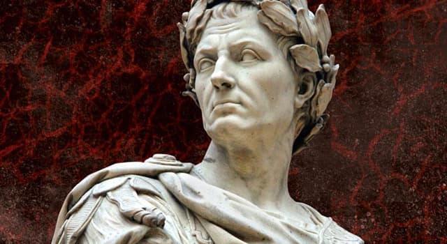 Historia Trivia: ¿Qué fue lo peculiar del asesinato de Julio César?
