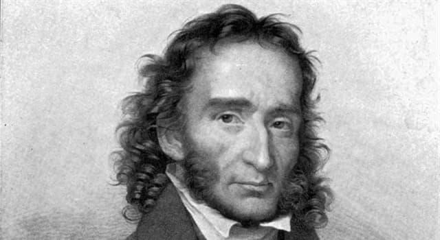 Kultur Wissensfrage: Welches Musikinstrument spielte Niccolò Paganini virtuos?