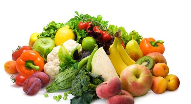 Natur Wissensfrage: Welche dieser Früchte ist reich an Kalium?