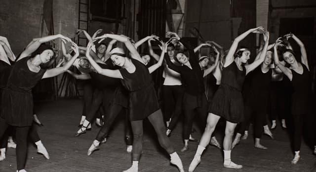 """Kultur Wissensfrage: Welcher Maler entwarf das Bühnenbild zum Ballett """"Parade"""""""