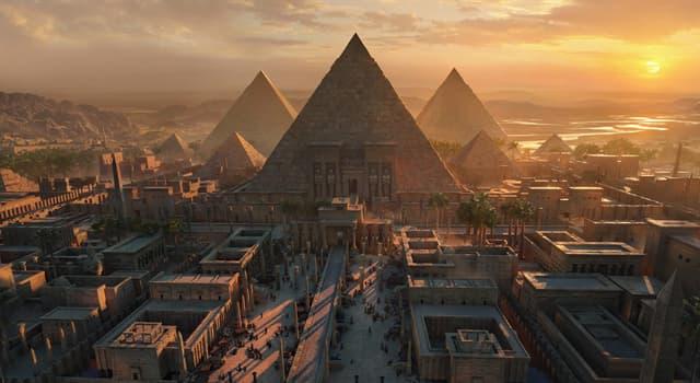 Kultur Wissensfrage: Horus in der ägyptischen Mythologie war der Gott von ...