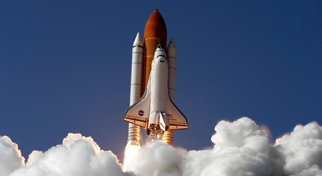 Geschichte Wissensfrage: Wie hieß das Space Shuttle, das 1986 explodierte?