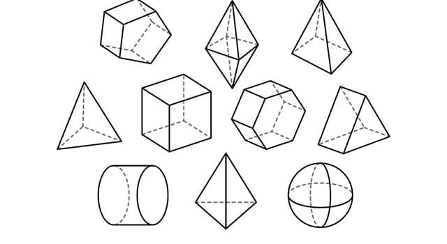 Wissenschaft Wissensfrage: Wie viele Seiten hat ein Oktagon?