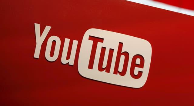 Gesellschaft Wissensfrage: In welchem Jahr wurde das Videoportal YouTube gegründet?