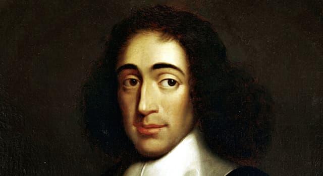 Gesellschaft Wissensfrage: Wer ist Baruch de Spinoza?