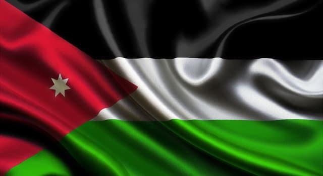 Geographie Wissensfrage: Was ist die Hauptstadt von Jordanien?