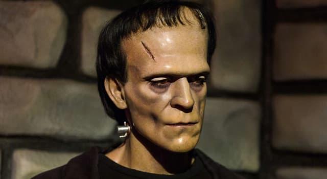"""Kultur Wissensfrage: Wie ist der Name des Wissenschaftlers aus dem Roman """"Frankenstein"""" von Mary Shelley?"""