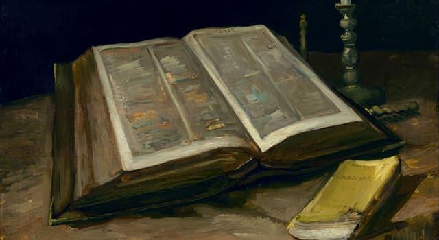 Kultur Wissensfrage: Welches dieser Werke gilt als das älteste literarische Werk der Welt?