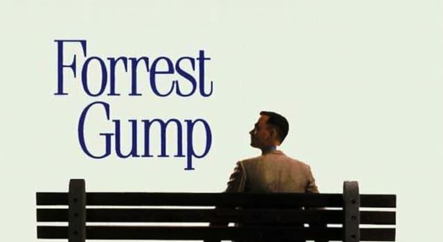 """Film & Fernsehen Wissensfrage: Wer ist der Hauptdarsteller im Film """"Forrest Gump""""?"""