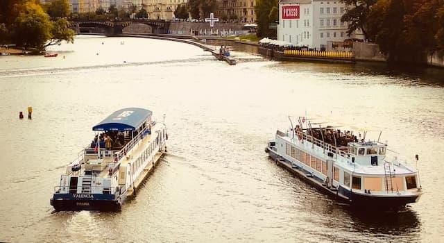 Geographie Wissensfrage: Was ist der einzige Fluss Europas, der von West nach Ost fließt?