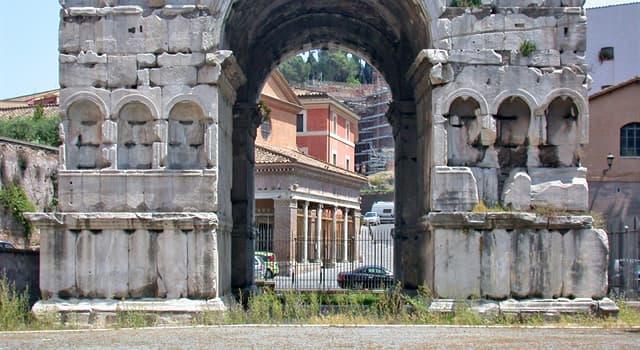 Geschichte Wissensfrage: Wann wurden im antiken Rom die Tore des Janustempels geöffnet?
