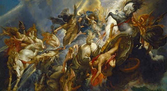Kultur Wissensfrage: Wer ist in der griechischen Mythologie die Göttin der Zwietracht und des Streites?