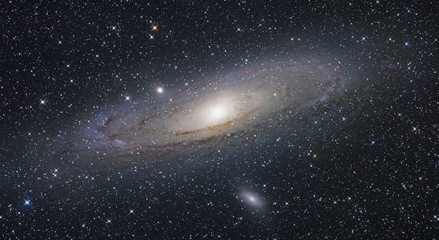 Wissenschaft Wissensfrage: Was, nach der Meinung der Wissenschaftler, befindet sich im Zentrum der Milchstraße?