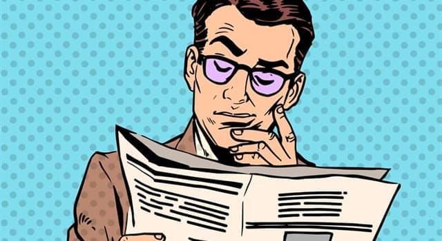 Gesellschaft Wissensfrage: Wie bezeichnet man die Sensationspresse?