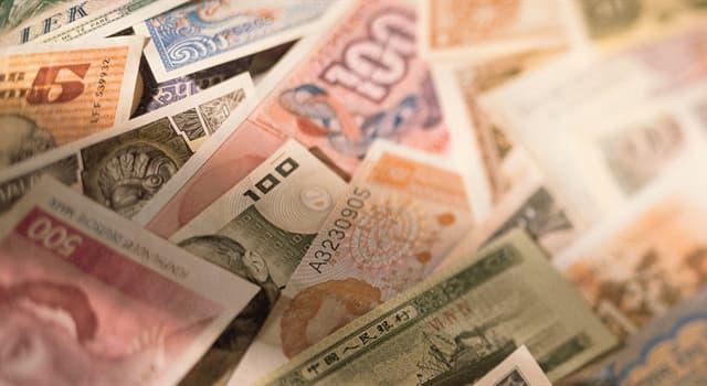 Geschichte Wissensfrage: In welchem Land wurde die größte Banknote ausgegeben?