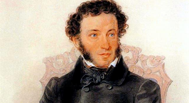 Geschichte Wissensfrage: Wie viele Kinder hatte Alexander Puschkin?