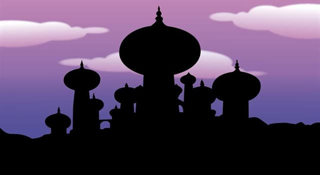 Film & Fernsehen Wissensfrage: Wer erscheint, wenn Aladin die Lampe reibt?