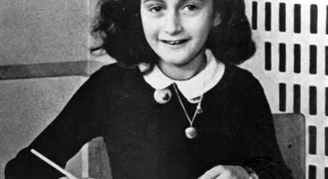 Geschichte Wissensfrage: Wo versteckte sich Anne Frank mit ihrer Familie vor den Nationalsozialisten?