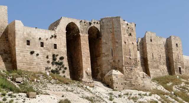 Culture Trivia Question: What is the name of the core fortified area of a town or city?