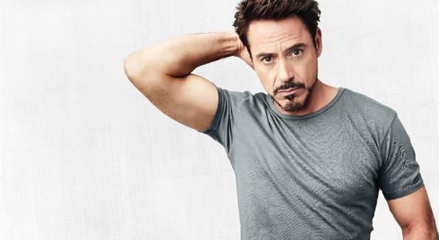 Film & Fernsehen Wissensfrage: Welchen Stummfilmstar spielte 1992 Robert Downey jr.?