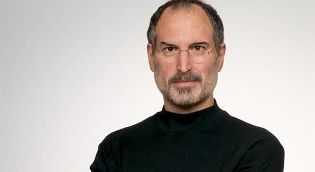 Gesellschaft Wissensfrage: Welches andere Unternehmen wurde neben Apple von Steve Jobs gegründet?