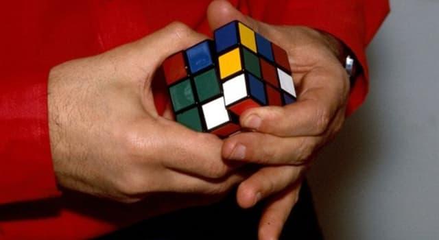 Gesellschaft Wissensfrage: Wer hat den Zauberwürfel erfunden?