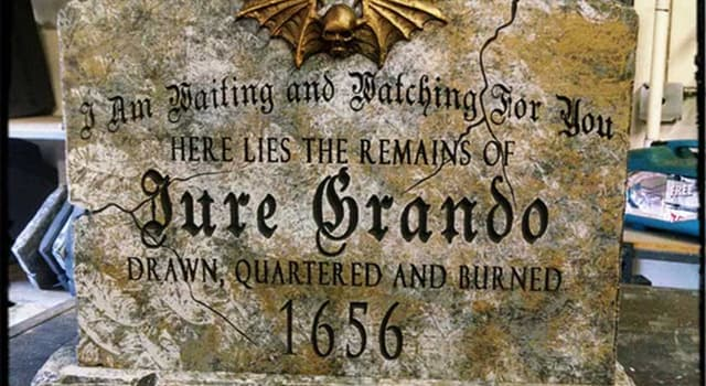 Gesellschaft Wissensfrage: Wofür ist Jure Grando bekannt?