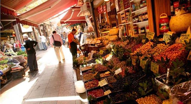 Kultur Wissensfrage: Wie heißt ein nahöstlicher Markt?