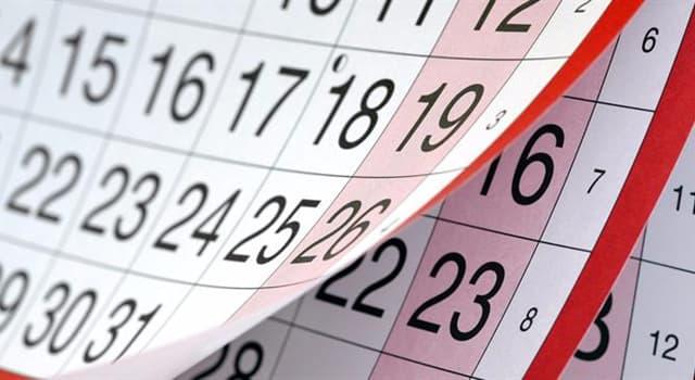 Wissenschaft Wissensfrage: Wie viele volle Wochen hat ein Jahr?