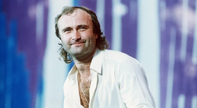 "Culture Trivia Question: For which song did Phil Collins win ""The Academy Award for Best Original Song""?"