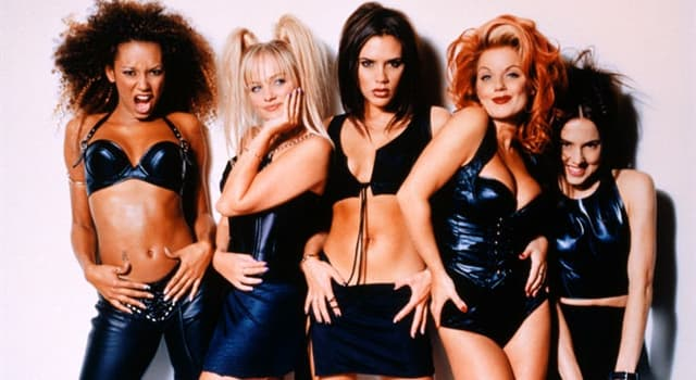 "Culture Trivia Question: In 1996 who did The Spice Girls say was their ""Girl Power"" role model?"