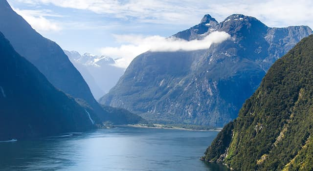 Geography Trivia Question: In which country is Fiordland located?