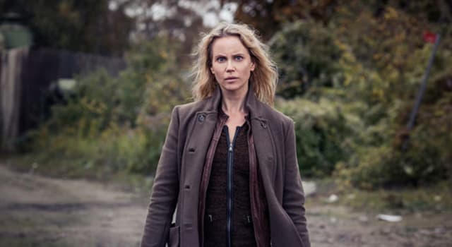 Movies & TV Trivia Question: In which Scandinavian crime tv series is the main character the Swedish police detective Saga Norén?