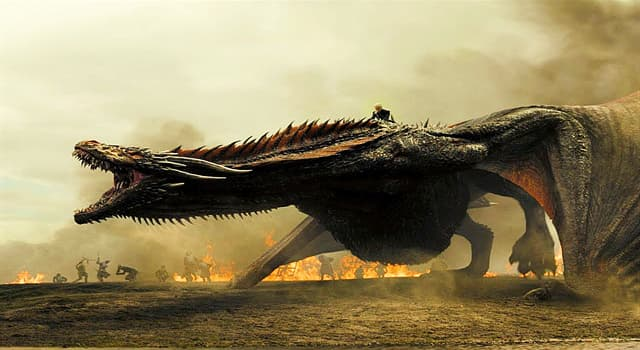 "Movies & TV Trivia Question: On the 2011-19 U.S. TV series ""Game of Thrones"", viewers meet 3 pet dragons. What are their names?"