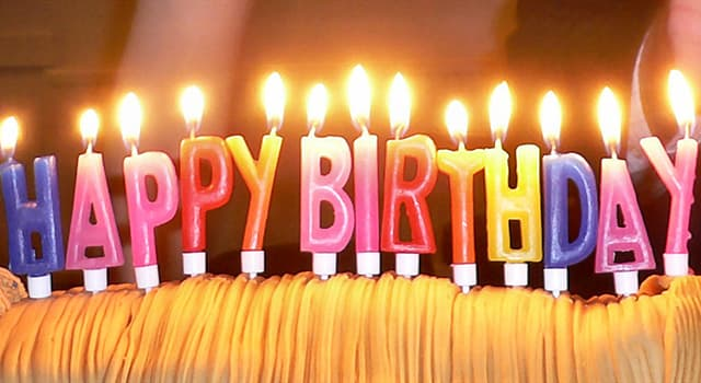 "Culture Trivia Question: Up until 2016 who had the copyright to the song ""Happy Birthday To You""?"