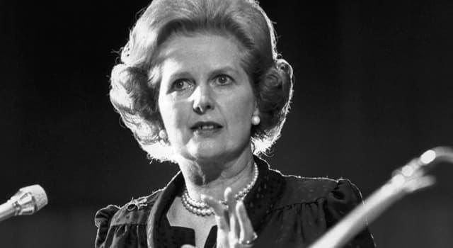 """Kultur Wissensfrage: Vom wem hat Margaret Thatcher einmal gesagt """"der Mann, der diese """"schrecklichen Bilder"""" malt""""?"""