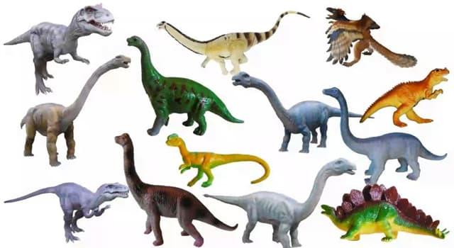 Wissenschaft Wissensfrage: Was ist die wahrscheinlichste Ursache des Aussterbens der Dinosaurier?