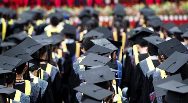 Gesellschaft Wissensfrage: Wer ist der jüngste Hochschulabsolvent aller Zeiten?
