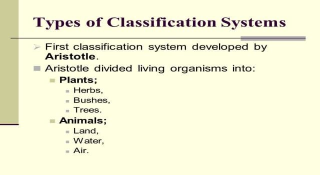 "Culture Trivia Question: What does the ""Hornbostel–Sachs"" system classify?"