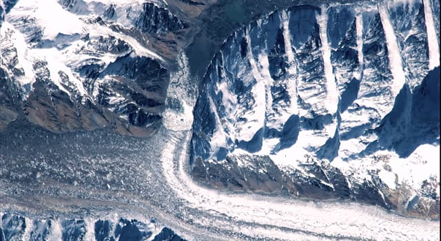 Nature Trivia Question: What is the name of an event where a glacier can move 100 times faster than usual?