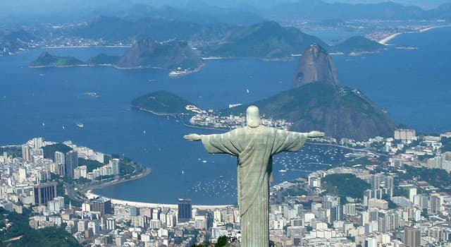 History Trivia Question: What out of place archaeological find was discovered in Brazil's Guanabara Bay in 1982?