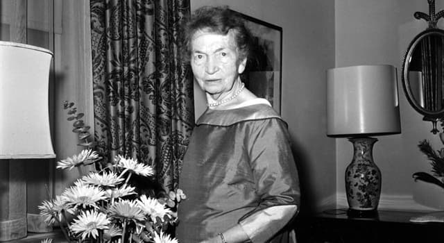 History Trivia Question: What was American Margaret Sanger famous for?