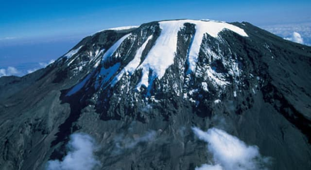 Geography Trivia Question: Which mountain that is wholly above sea level is the tallest when measured from base to peak?