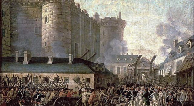 "History Trivia Question: When did "" The French Revolution"" start?"