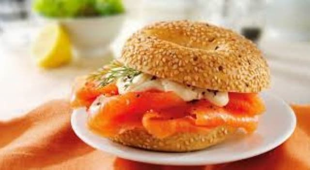 Geography Trivia Question: Where did the bagel originate?
