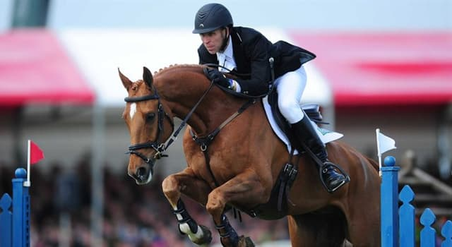 Sport Trivia Question: Where does equestrian Olympic medalist Ian Millar hail from?