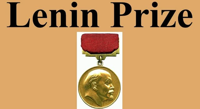 Culture Trivia Question: Which Asian poet was awarded the Russian Lenin Prize?