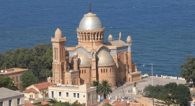 Culture Trivia Question: Which Basilica is shown in the picture?